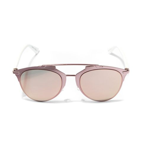 Rose 52 Reflected Sunglasses