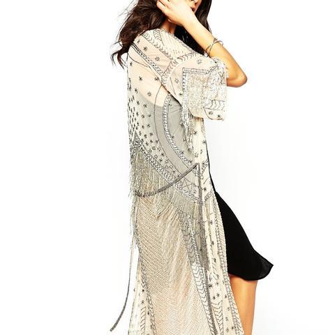 Premium Heavily Embellished Kimono