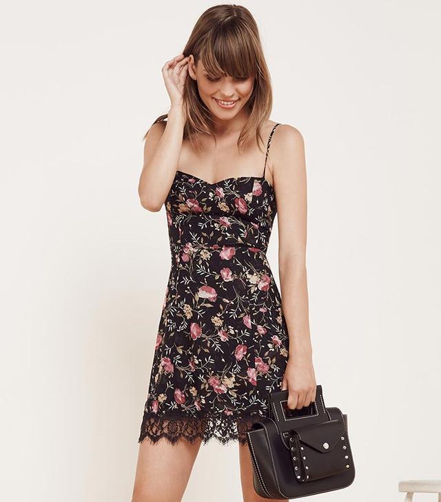 Reformation Lisa Dress