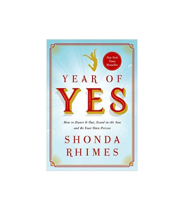 Shonda Rhimes The Year of Yes