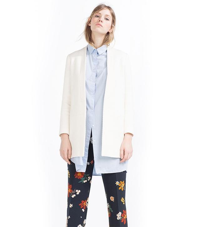 Zara Long Frock Coat