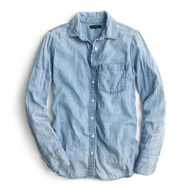 J.Crew Always Chambray Shirt