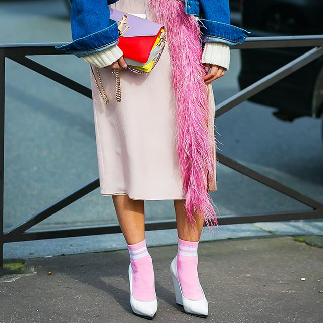 The 3 Types of Socks Every Woman Should Have in Her Wardrobe