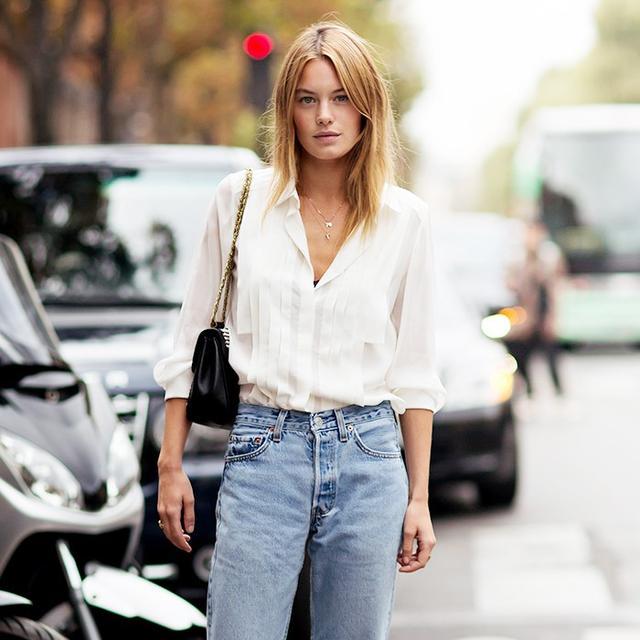 How to Find Super-Flattering Vintage Jeans