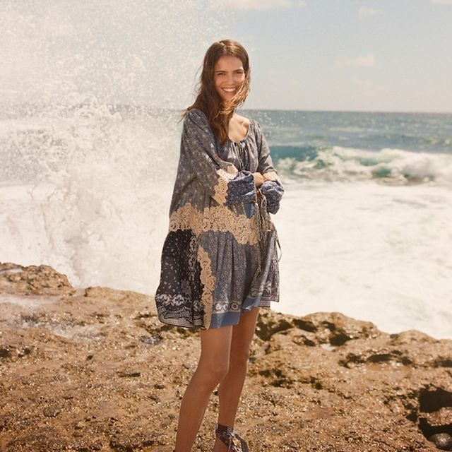 The Bohemian New Chloé Collection You'll Wear All Spring and Summer