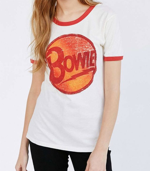 Urban Outfitters Music Series Ringer Tee