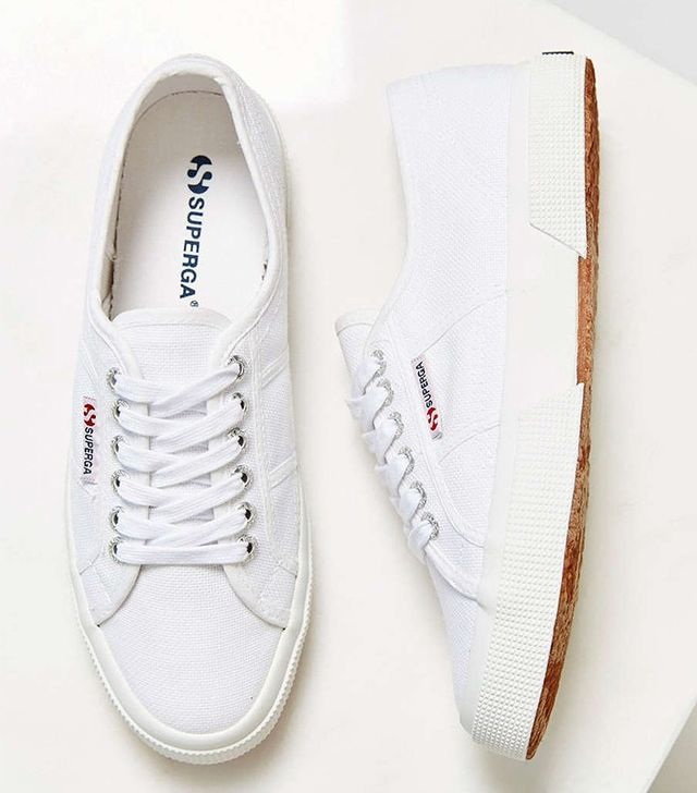 Superga Cotu Classic Lace-Up Sneakers