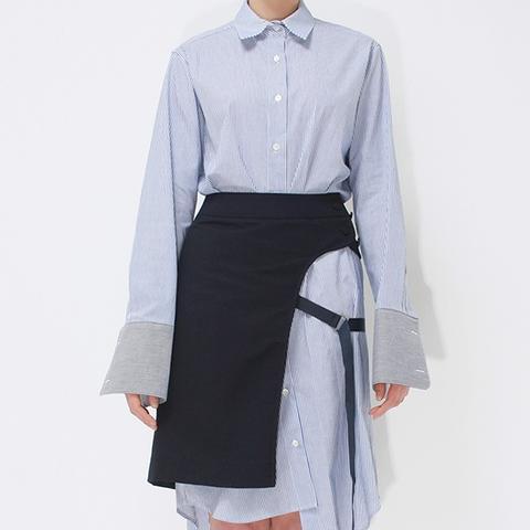 The Odessa Shirt Dress