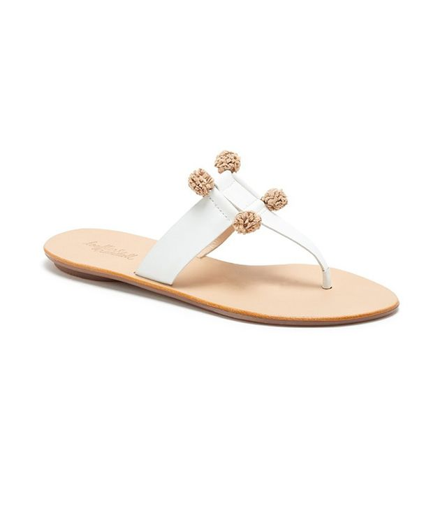 Loeffler Randall Sosie Flat Sandals