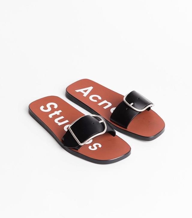 Acne Studios Odet Slides
