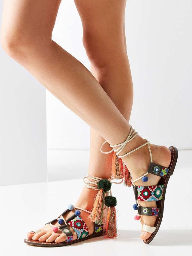 Sam Edelman Gretchen Tassel Sandals
