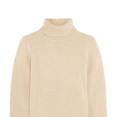 Cashmere Turtle Neck Sweater