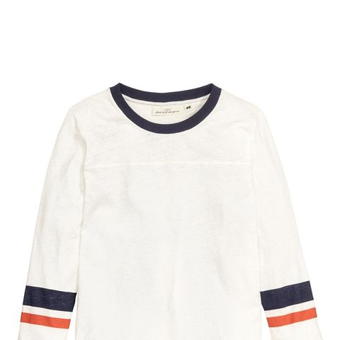 Top in Nepped Jersey