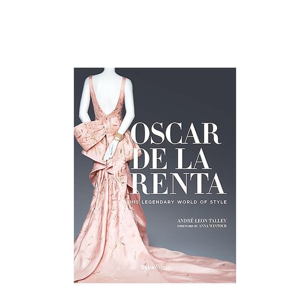 Oscar de la Renta by André Leon Talley