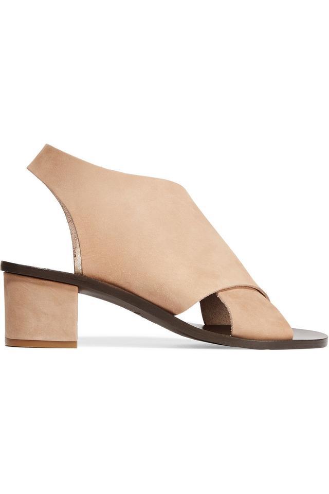 ATP Atelier Sofia Nubuck Slingback Sandals