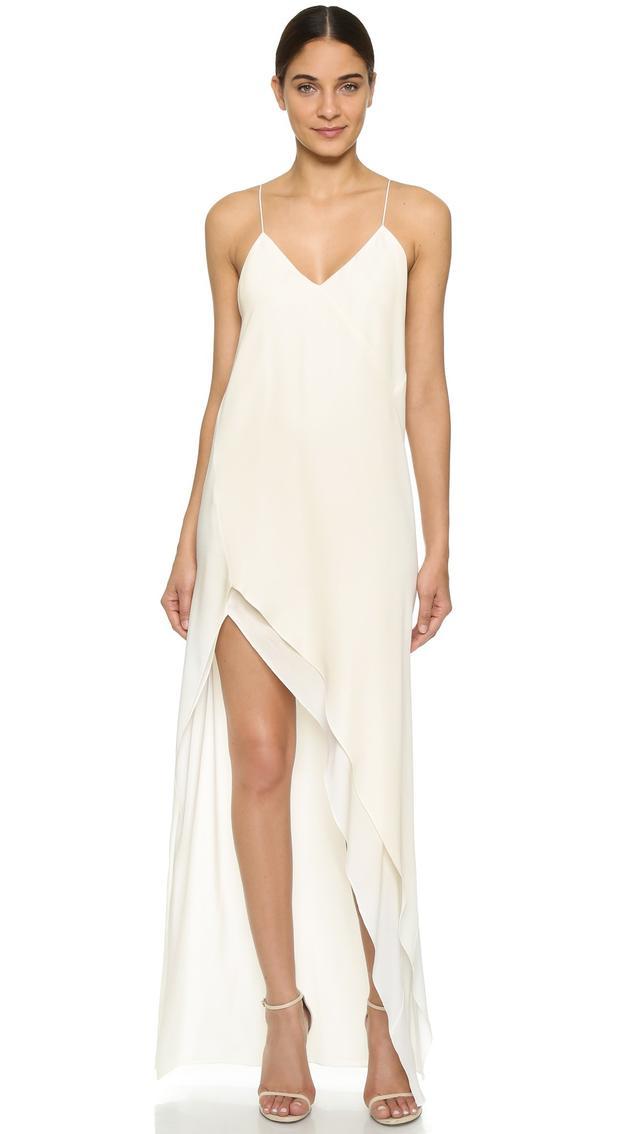 Narciso Rodriguez Bias Dress