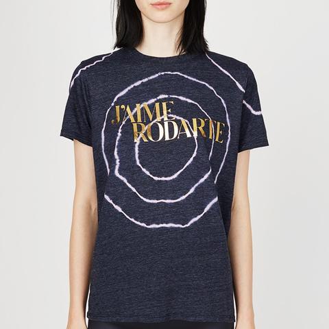 Love Foil Tie Dye T-Shirt