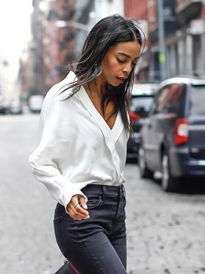 16 Tops You Can Wear to Work When It's So Hot Outside