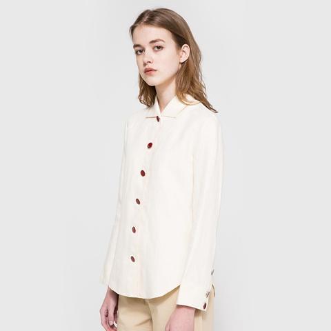 Pajama Collar Shirt