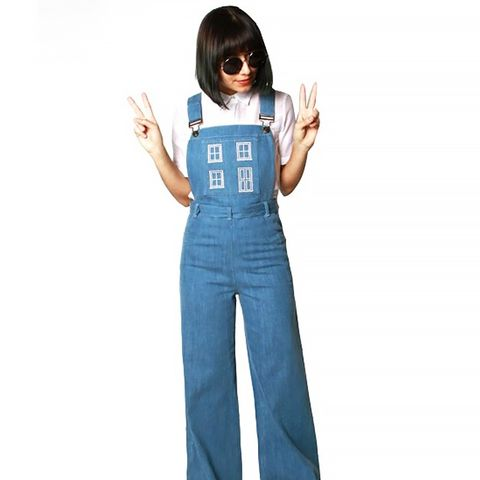 Home Sweet Home Overalls