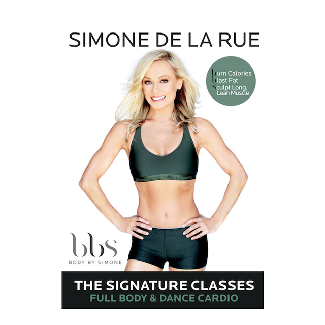 Body by Simone Signature Classes DVD