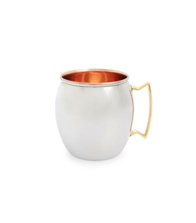 MG Décor Stainless Steel Moscow Mule Mug