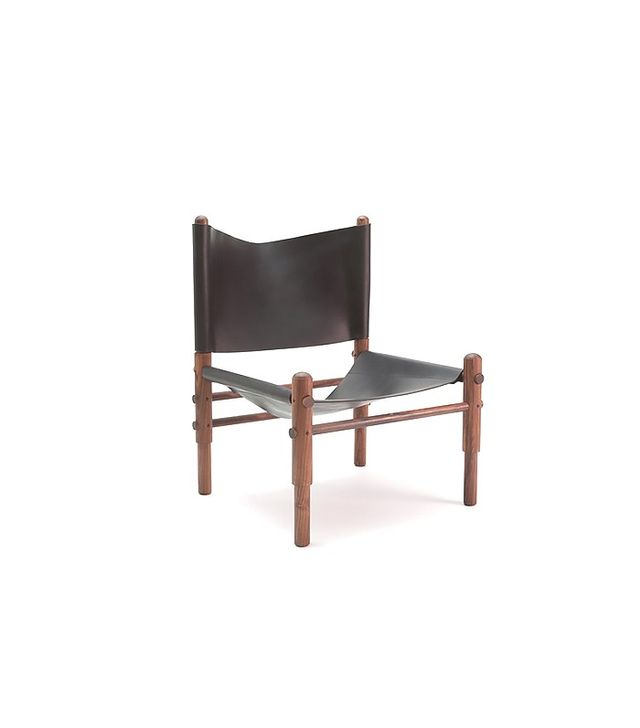 Workstead Leather Sling Chair