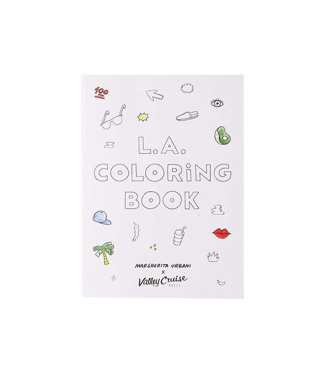 Margherita Urbani L.A. Coloring Book