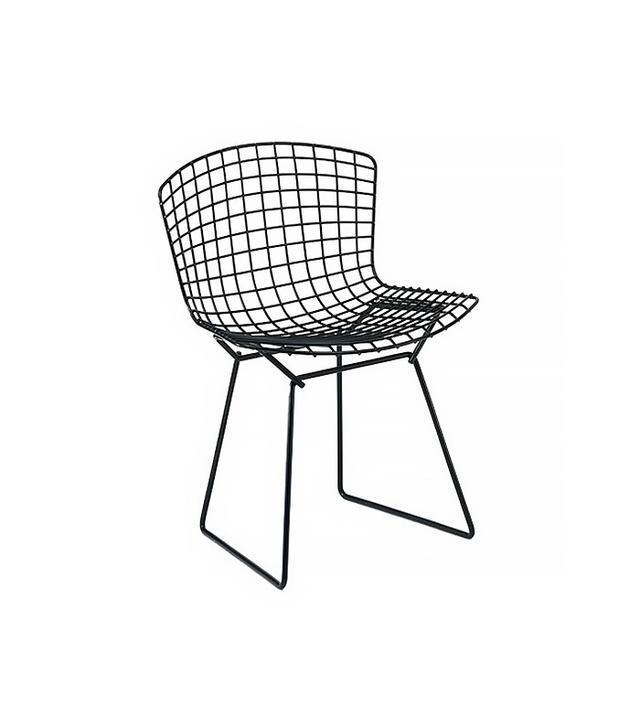 Knoll Harry Bertoia Wire Side Chair