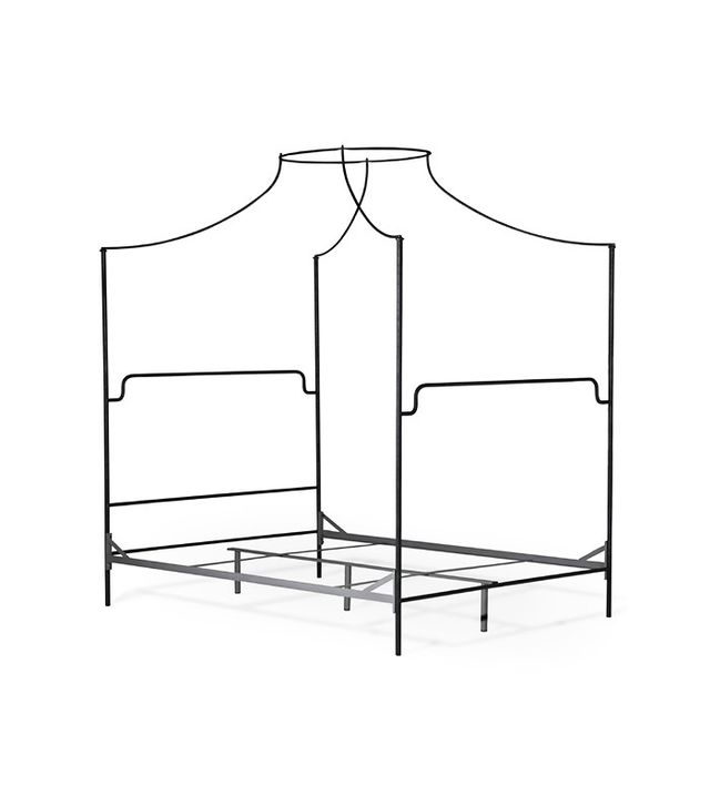 Corsican Furniture Olivia Canopy Bed
