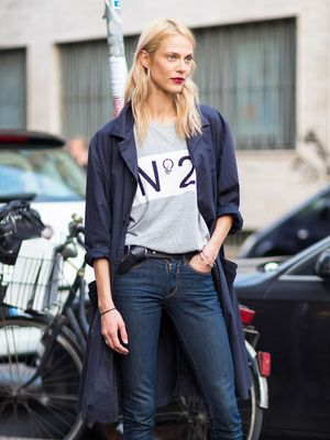 What French Gestures Really Mean, According to Our Favorite Model