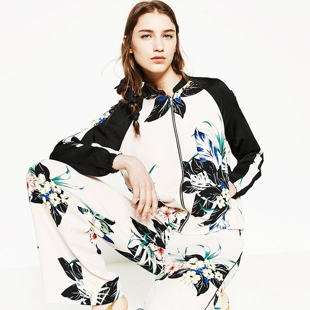 How Zara, Gucci and Co. Think You Should Wear Floral Print