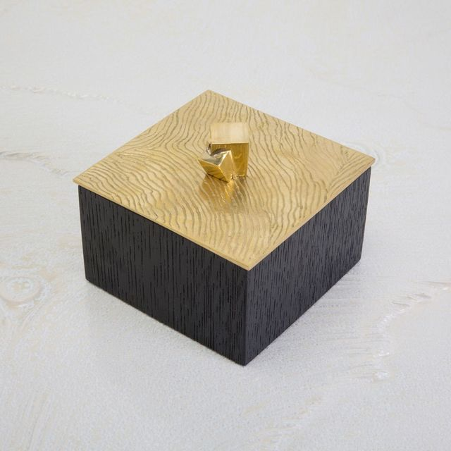 Kelly Wearstler Lustre Jewelry Box