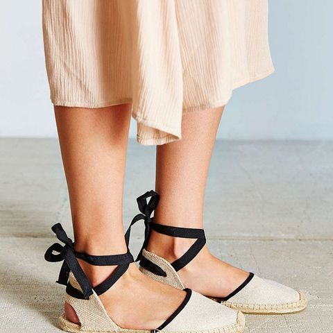 Classic Canvas Espadrille Sandals