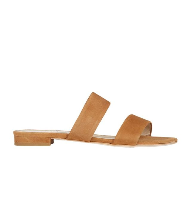 Barneys New York Double Band Slides