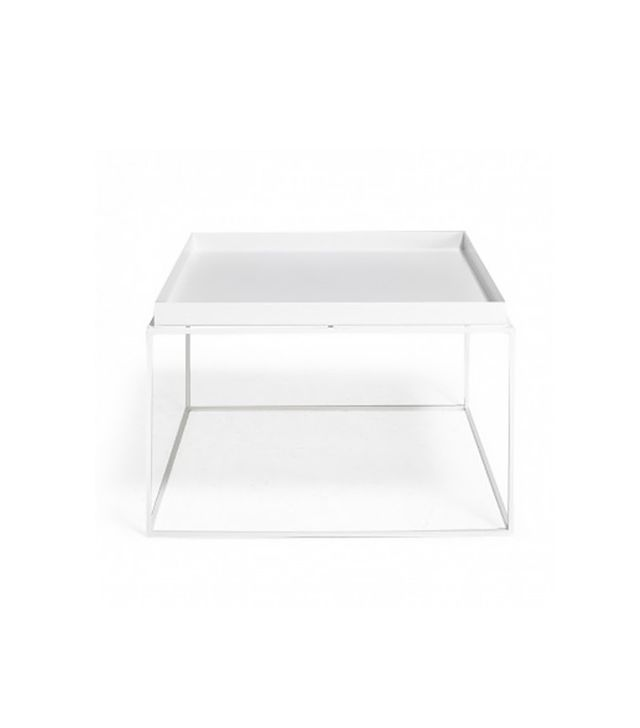 Hay White Tray Coffee Table