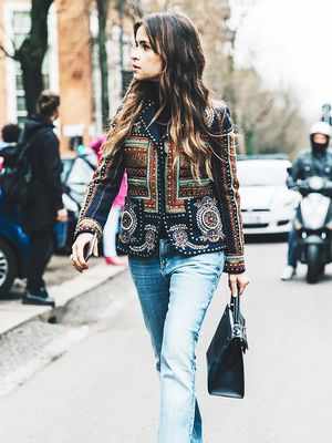 6 Outfits That Prove Flared Jeans Are Easy to Pull Off