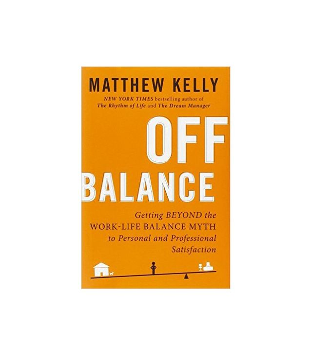 Off Balance by Matthew Kelly