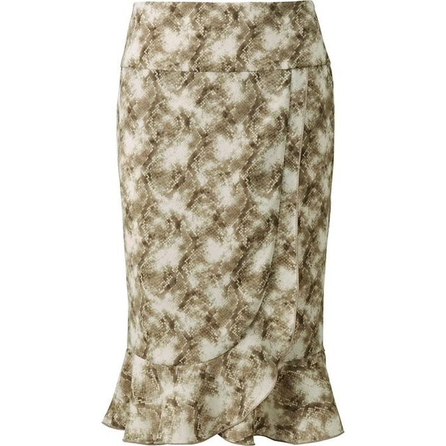 Uniqlo x Roitfeld Carine Ruffle Skirt