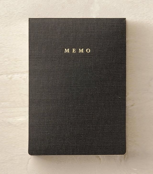 Anthropologie Travel Life Notebook