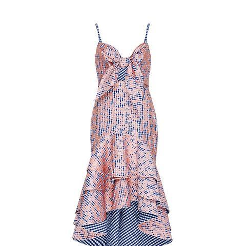 Cotton Camelia Dress