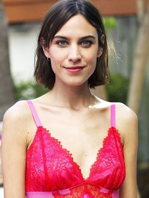 The Trend Alexa Chung Says Is So Over