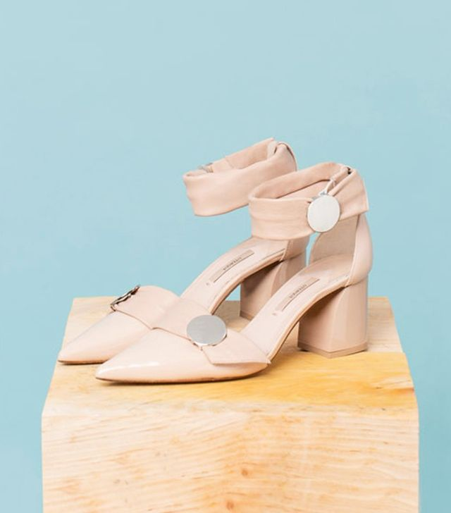 Uterque D'Orsay Shoes