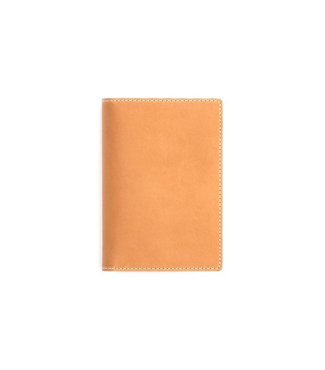 Shinola Small Leather Journal Cover