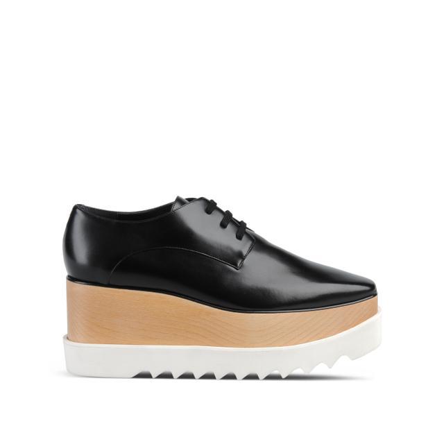 Stella McCartney Black Elyse Shoes