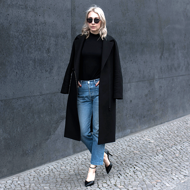 An Effortless Denim Look to Try Now