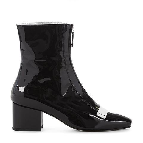 Patent Delta Boots