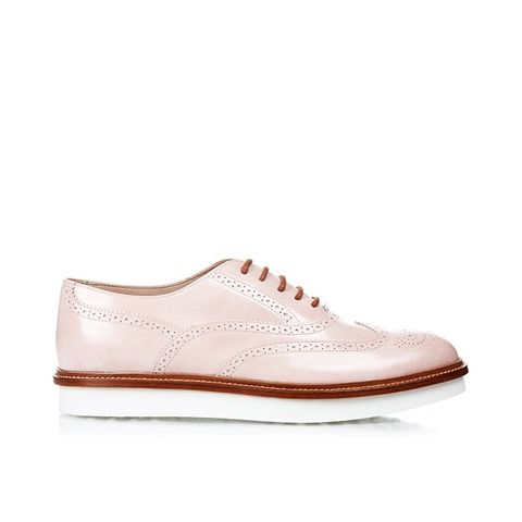 Gomma Lace-Up Brogues