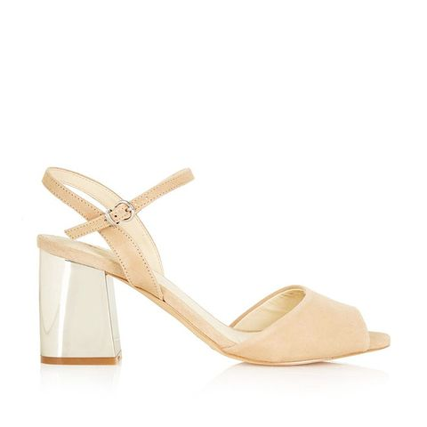 Nero2 Flared Heel Sandals