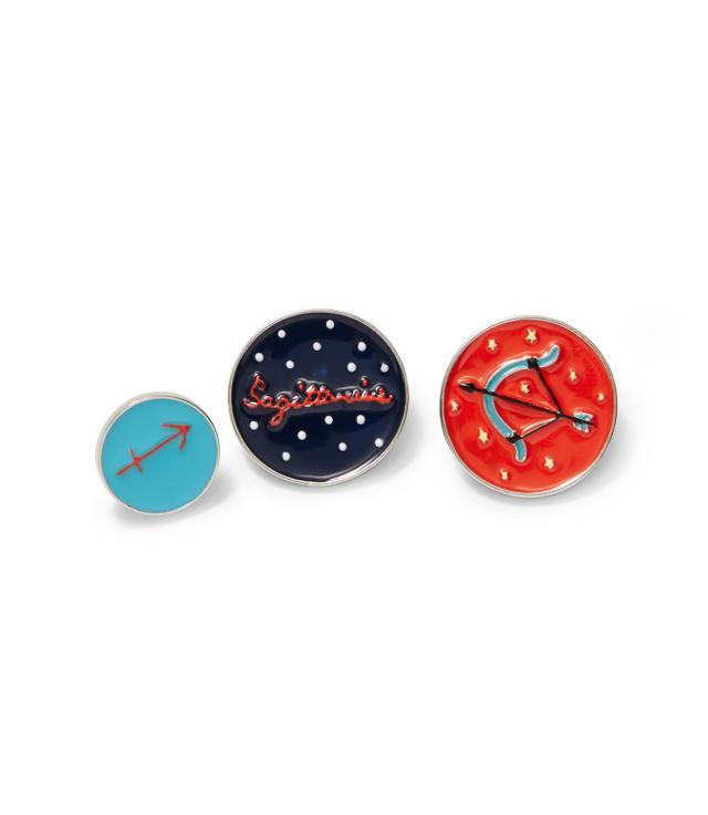 Loft Sagittarius Pin Set